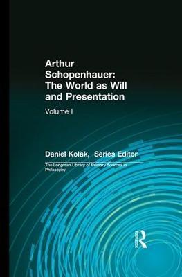 Arthur Schopenhauer by Arthur Schopenhauer
