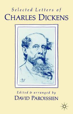 Selected Letters by David Paroissien