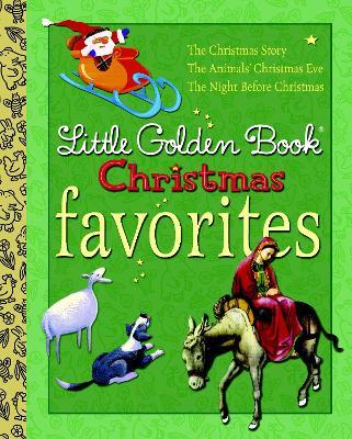 Little Golden Book Christmas Favorites book