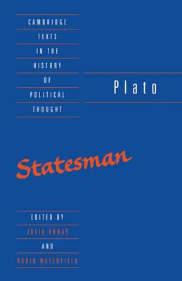 Plato: The Statesman by Plato