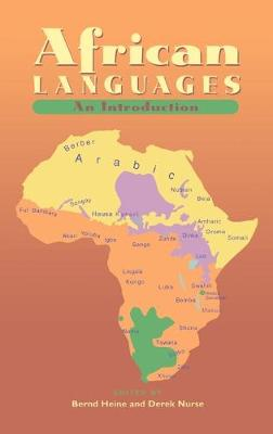African Languages by Bernd Heine