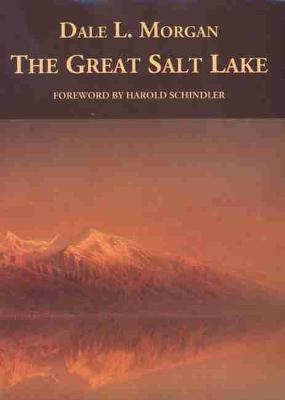 Great Salt Lake by Dave Morgan
