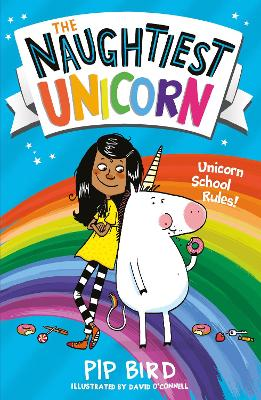 The Naughtiest Unicorn book