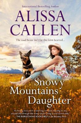 Snowy Mountains Daughter book