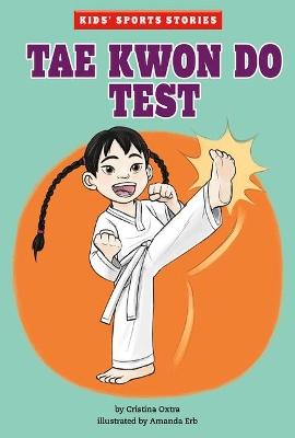 Tae Kwon Do Test book