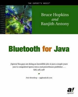 Bluetooth For Java by Ranjith Antony