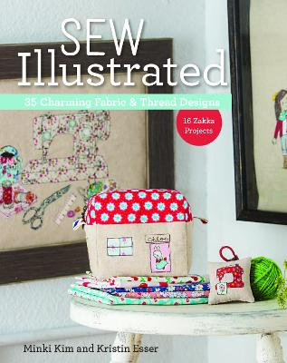 Sew Illustrated by Minki Kim