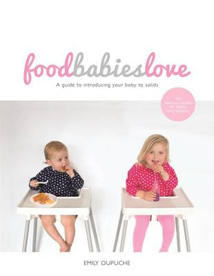 Food Babies Love book