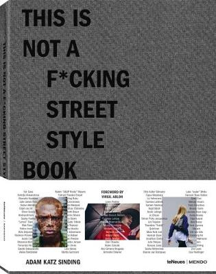 This is not a f*cking street style book by Adam Katz