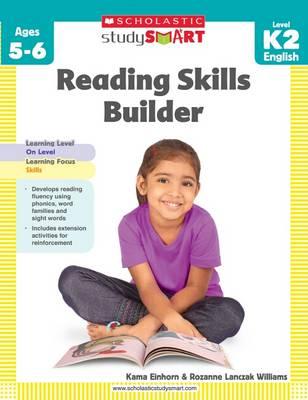 Study Smart: Reading Skills Builder Level K2 by Kama Einhorn