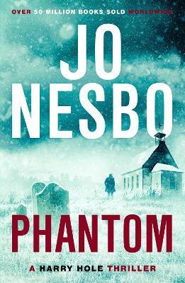 Phantom: Harry Hole 9 book