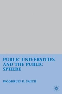 Public Universities and the Public Sphere book