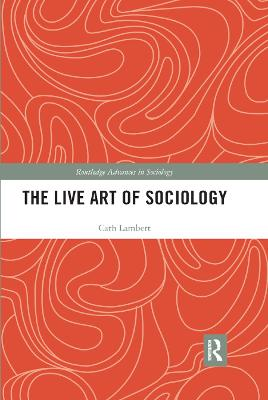 The Live Art of Sociology book