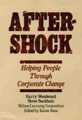 Aftershock by Wilson Learning Corporation