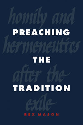 Preaching the Tradition book