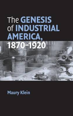 Genesis of Industrial America, 1870-1920 book