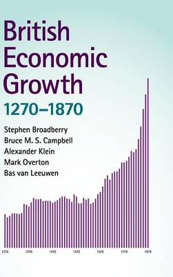 British Economic Growth, 1270-1870 book