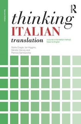 Thinking Italian Translation by Stella Cragie