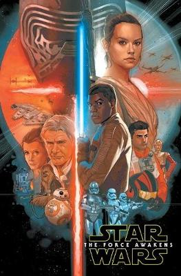 Star Wars: The Force Awakens Adaptation by Luke Ross