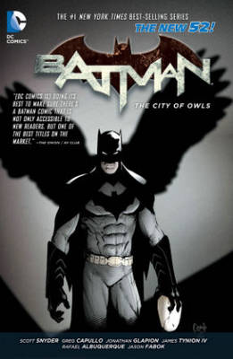 Batman Batman Volume 2: The City of Owls HC (The New 52) The City of Owls Volume 2 by Greg Capullo