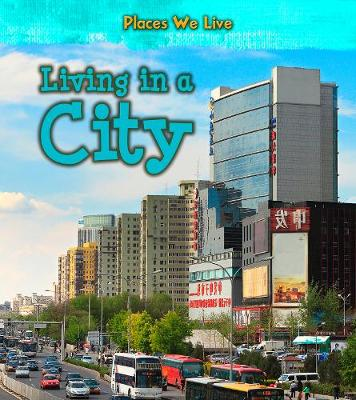 Living in a City book