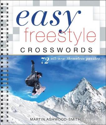 Easy Freestyle Crosswords by Martin Ashwood-Smith
