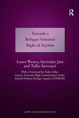 Towards a Refugee Oriented Right of Asylum book