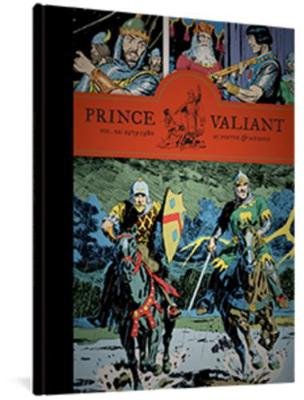 Prince Valiant Vol. 22: 1979-1980 by Hal Foster