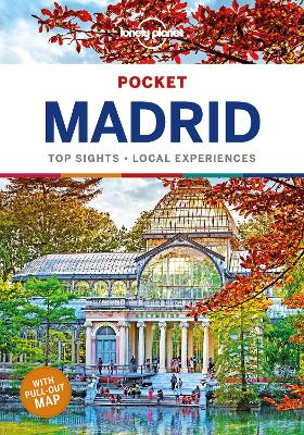 Lonely Planet Pocket Madrid by Lonely Planet