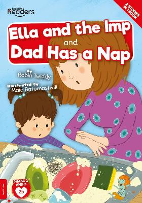 Ella And The Imp And Dad Has A Nap book
