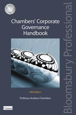 Chambers' Corporate Governance Handbook by Andrew Chambers