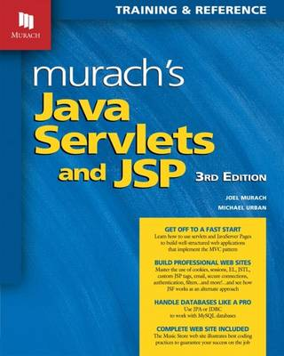 Murachs Java Servlets & JSP by Joel Murach