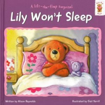 Lily Won't Sleep by Alison Reynolds