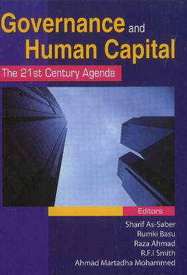 Governance & Human Capital by Sharif As-Saber