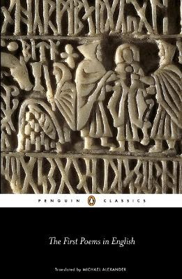 The First Poems in English by Michael Alexander