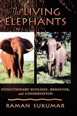 Living Elephants book