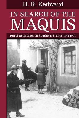 In Search of the Maquis book