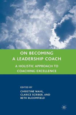 On Becoming a Leadership Coach book