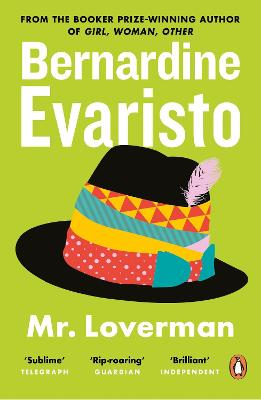 Mr Loverman book