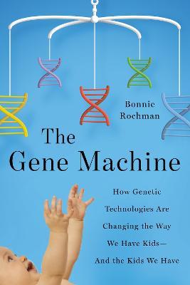 Gene Machine book