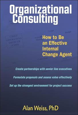 Organizational Consulting book