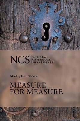 Measure for Measure book