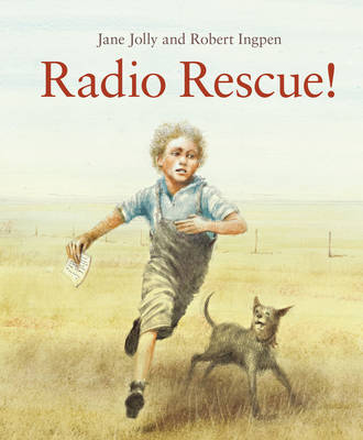 Radio Rescue! by Jane Jolly