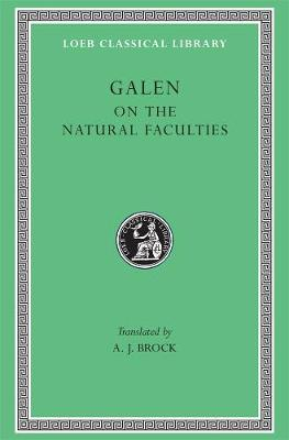 On the Natural Faculties by Galen