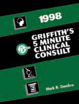 Griffith's 5 Minute Clinical Consult: 1998 by H. Winter Griffith