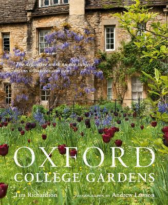 Oxford College Gardens book