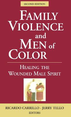 Family Violence and Men of Color book