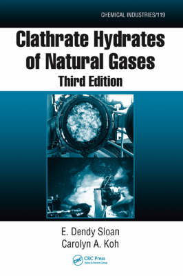 Clathrate Hydrates of Natural Gases book