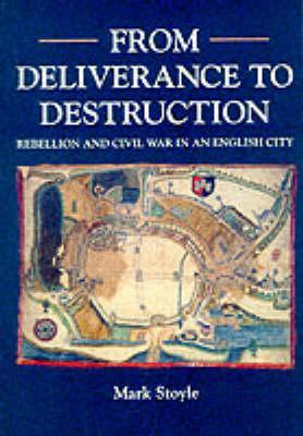 From Deliverance To Destruction book