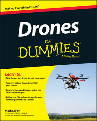 Drones for Dummies by Mark LaFay